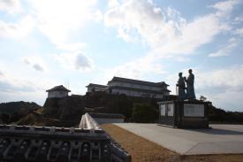 富岡城址~四季咲岬