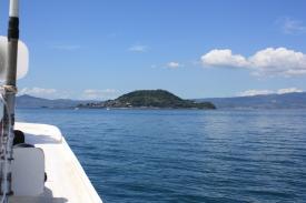 湯島「談合島」(ゆしま「だんごうじま」)